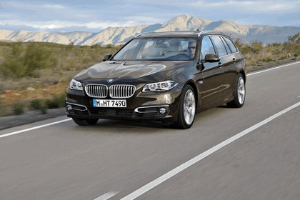 2013 BMW 5er ( F11 ) touring 13
