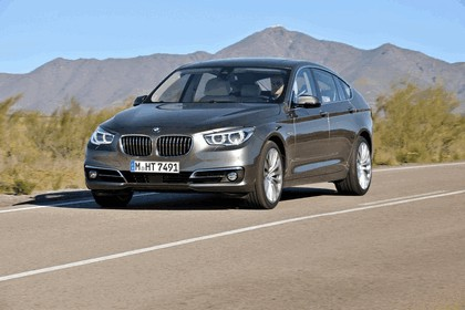 2013 BMW 5er ( F07 ) Gran Turismo 6