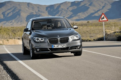 2013 BMW 5er ( F07 ) Gran Turismo 20