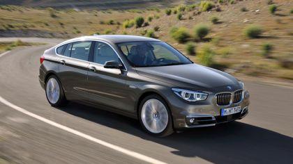 2013 BMW 5er ( F07 ) Gran Turismo 8