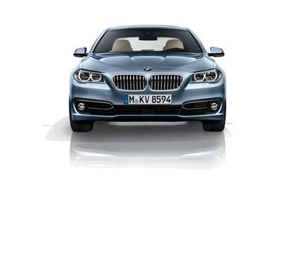 2013 BMW ActiveHybrid 5 ( F10 ) 4