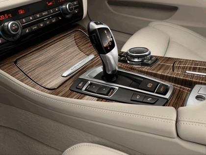 2013 BMW ActiveHybrid 5 ( F10 ) 7