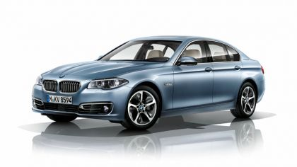 2013 BMW ActiveHybrid 5 ( F10 ) 6
