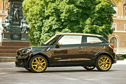 2013 Mini Paceman Cooper S by Roberto Cavalli for Life Ball 2