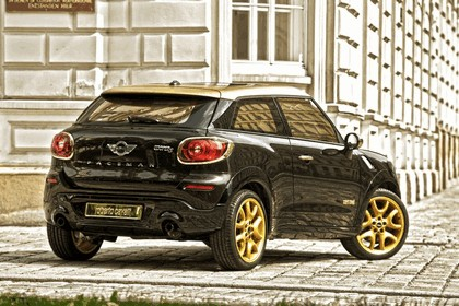 2013 Mini Paceman Cooper S by Roberto Cavalli for Life Ball 3
