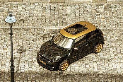 2013 Mini Paceman Cooper S by Roberto Cavalli for Life Ball 5