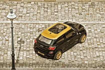 2013 Mini Paceman Cooper S by Roberto Cavalli for Life Ball 6