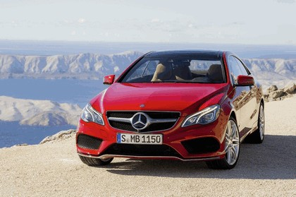 2013 Mercedes-Benz E 500 ( C207 ) coupé with AMG sports package 13