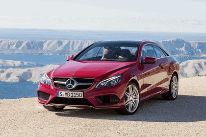 2013 Mercedes-Benz E 500 ( C207 ) coupé with AMG sports package 14