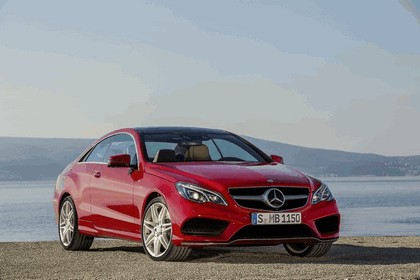 2013 Mercedes-Benz E 500 ( C207 ) coupé with AMG sports package 23