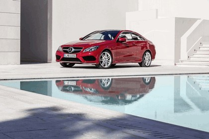 2013 Mercedes-Benz E 500 ( C207 ) coupé with AMG sports package 27