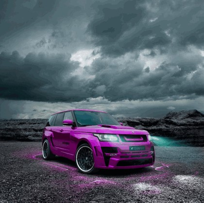 2013 Land Rover Range Rover Mystère by Hamann 1