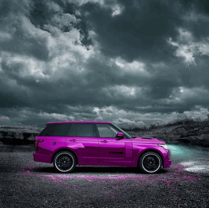 2013 Land Rover Range Rover Mystère by Hamann 2