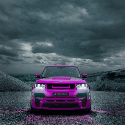 2013 Land Rover Range Rover Mystère by Hamann 4