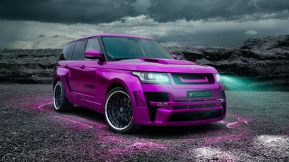 2013 Land Rover Range Rover Mystère by Hamann 7