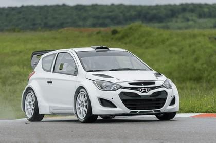2013 Hyundai i20 WRC - test car 2