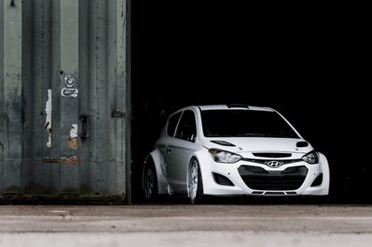 2013 Hyundai i20 WRC - test car 4