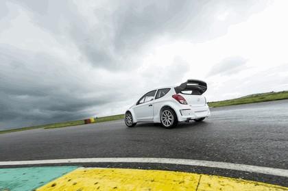 2013 Hyundai i20 WRC - test car 5