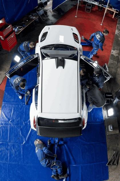 2013 Hyundai i20 WRC - test car 6