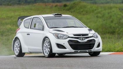 2013 Hyundai i20 WRC - test car 3