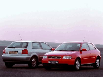 1996 Audi A3 - UK version 2