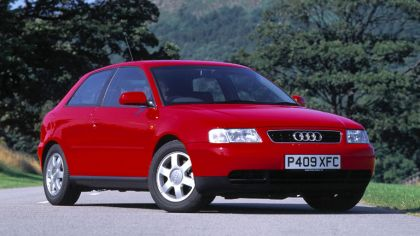 1996 Audi A3 - UK version 1