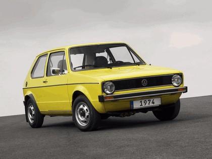 1974 Volkswagen Golf ( I ) 3-door 2