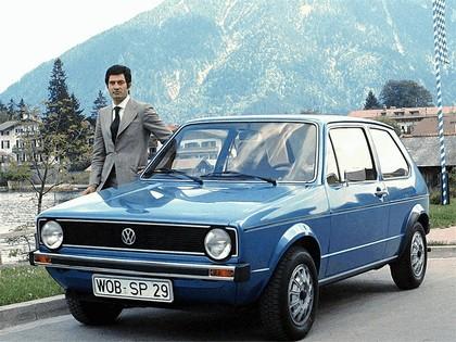 1974 Volkswagen Golf ( I ) 3-door 4