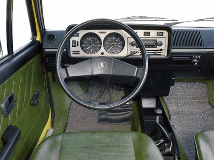 1974 Volkswagen Golf ( I ) 3-door 6