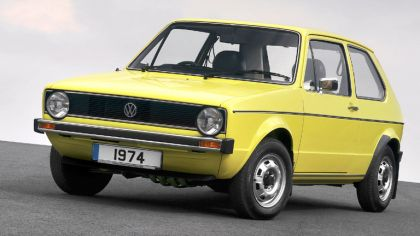 1974 Volkswagen Golf ( I ) 3-door 4