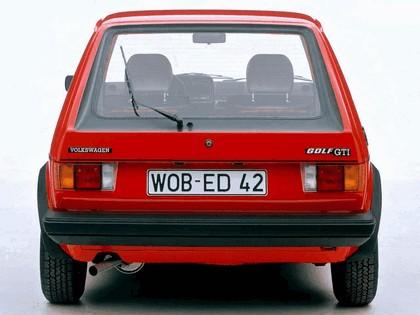 1976 Volkswagen Golf ( I ) GTI 3-door 6