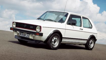 1976 Volkswagen Golf ( I ) GTI 3-door 3