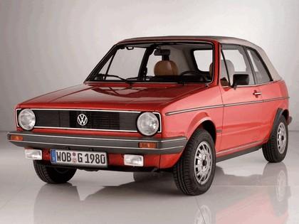 1979 Volkswagen Golf ( I ) cabriolet 1