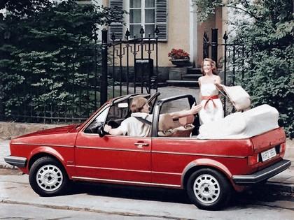 1979 Volkswagen Golf ( I ) cabriolet 3