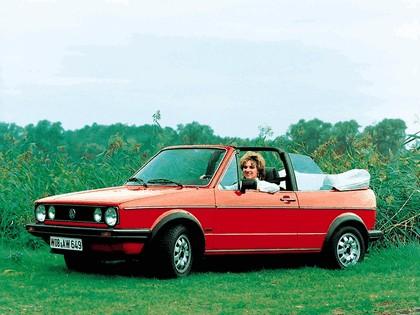 1979 Volkswagen Golf ( I ) cabriolet 4