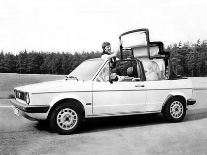 1979 Volkswagen Golf ( I ) cabriolet 6