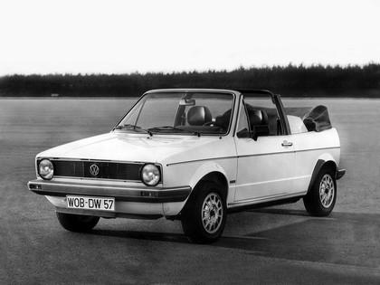 1979 Volkswagen Golf ( I ) cabriolet 7