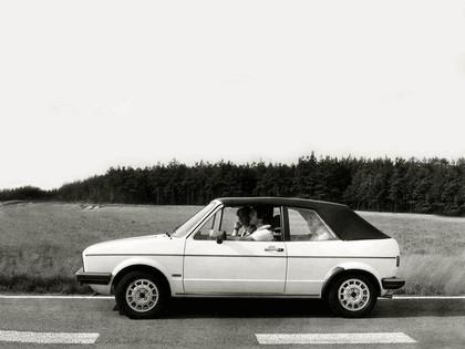1979 Volkswagen Golf ( I ) cabriolet 8