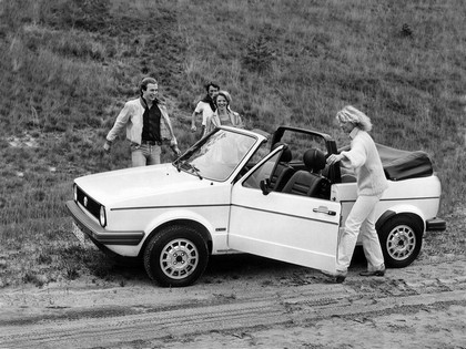 1979 Volkswagen Golf ( I ) cabriolet 9