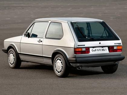 1983 Volkswagen Golf ( I ) GTI Pirelli 3-door - UK version 2