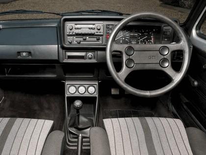 1983 Volkswagen Golf ( I ) GTI Pirelli 3-door - UK version 20