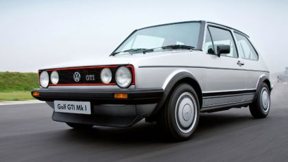 1983 Volkswagen Golf ( I ) GTI Pirelli 3-door - UK version 7