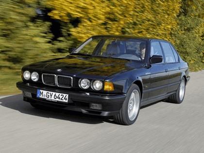 1987 BMW 750iL ( E32 ) 5