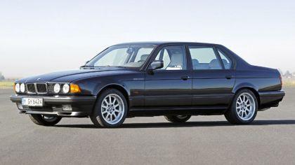1987 BMW 750iL ( E32 ) 8