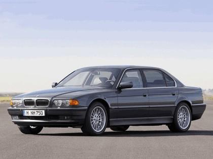 1998 BMW 750iL ( E38 ) 7