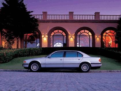 1998 BMW 750iL ( E38 ) 11