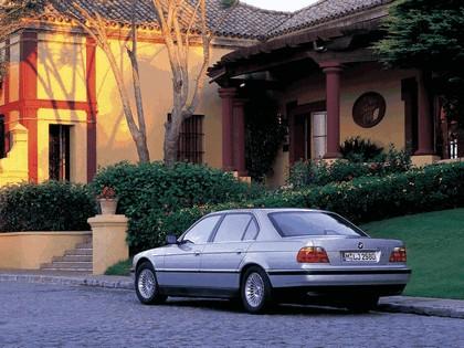 1998 BMW 750iL ( E38 ) 12
