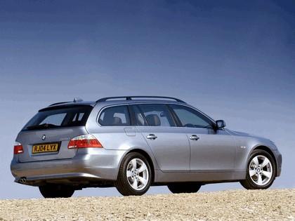 2004 BMW 525i ( E61 ) touring - UK version 5