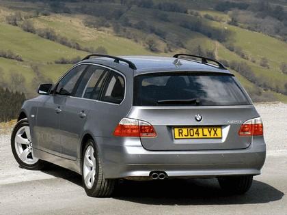 2004 BMW 525i ( E61 ) touring - UK version 8