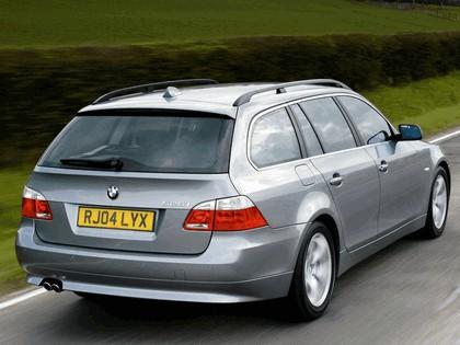 2004 BMW 525i ( E61 ) touring - UK version 9